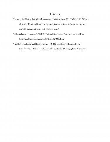 uniform crime report essay Ucr & ncvs essays: over 180,000 ucr & ncvs  uniform crime report vs national crime victimization survey point of views over crime.