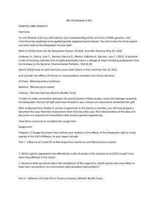 Module 1 slp review education pays
