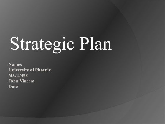 riordan it strategic planning Riordan manufacturing inc information systems strategic plan company background riordan manufacturing, inc is a global leader in the plastics productions through the plastics injection molding.