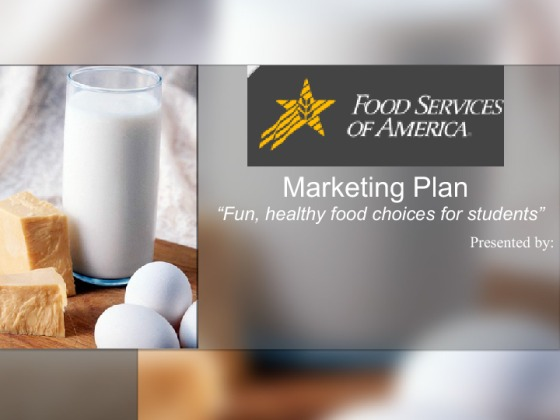 marketing plan final paper and presentation Write a marketing plan share on: save this document you must first be logged in to save this document print marketing is a key part of business success.