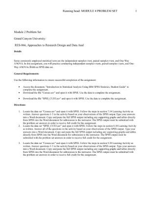 sample thesis using anova