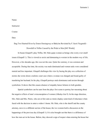 Babylon research paper