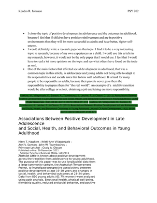 what are some of the factors that affect social development in adulthood Factors that influence children's social and emotional development many factors may affect the way children express their social skills or emotional competencies or the rate at which children acquire social skills or emotional competencies.