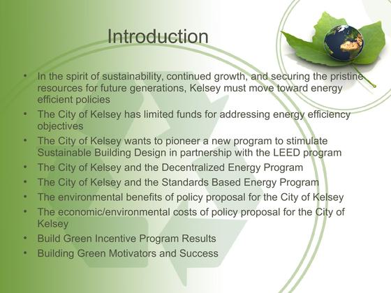 city of kelsey
