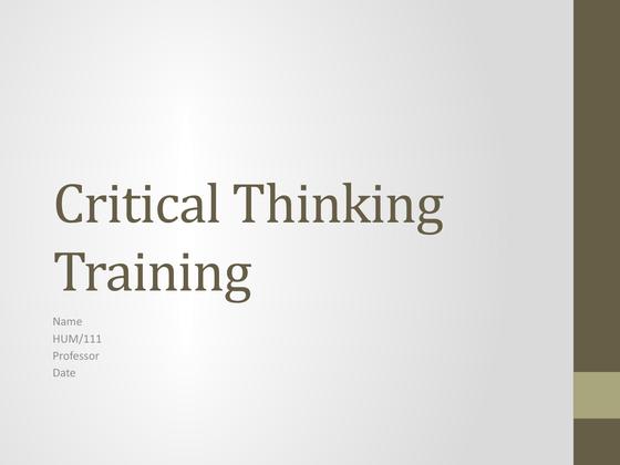 Critical thinking presentation logic and critical thinking notes jpg
