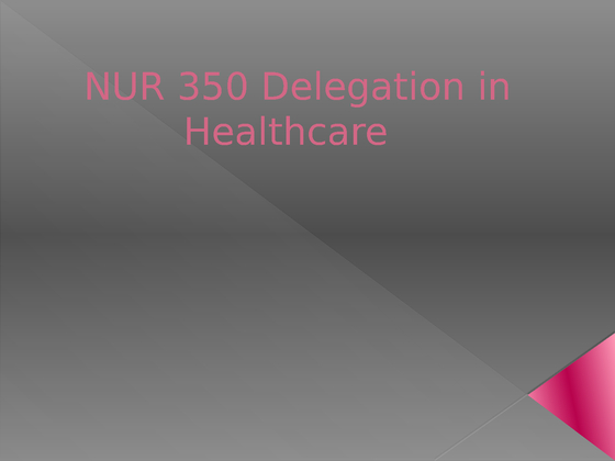 nur 531 impact of policy in healthcare and Hcs 531 week 3 individual assignment technology and health care paper as a member of abc consultants, you have been hired by a large organization to develop an innovated approach using current technology in health care de.
