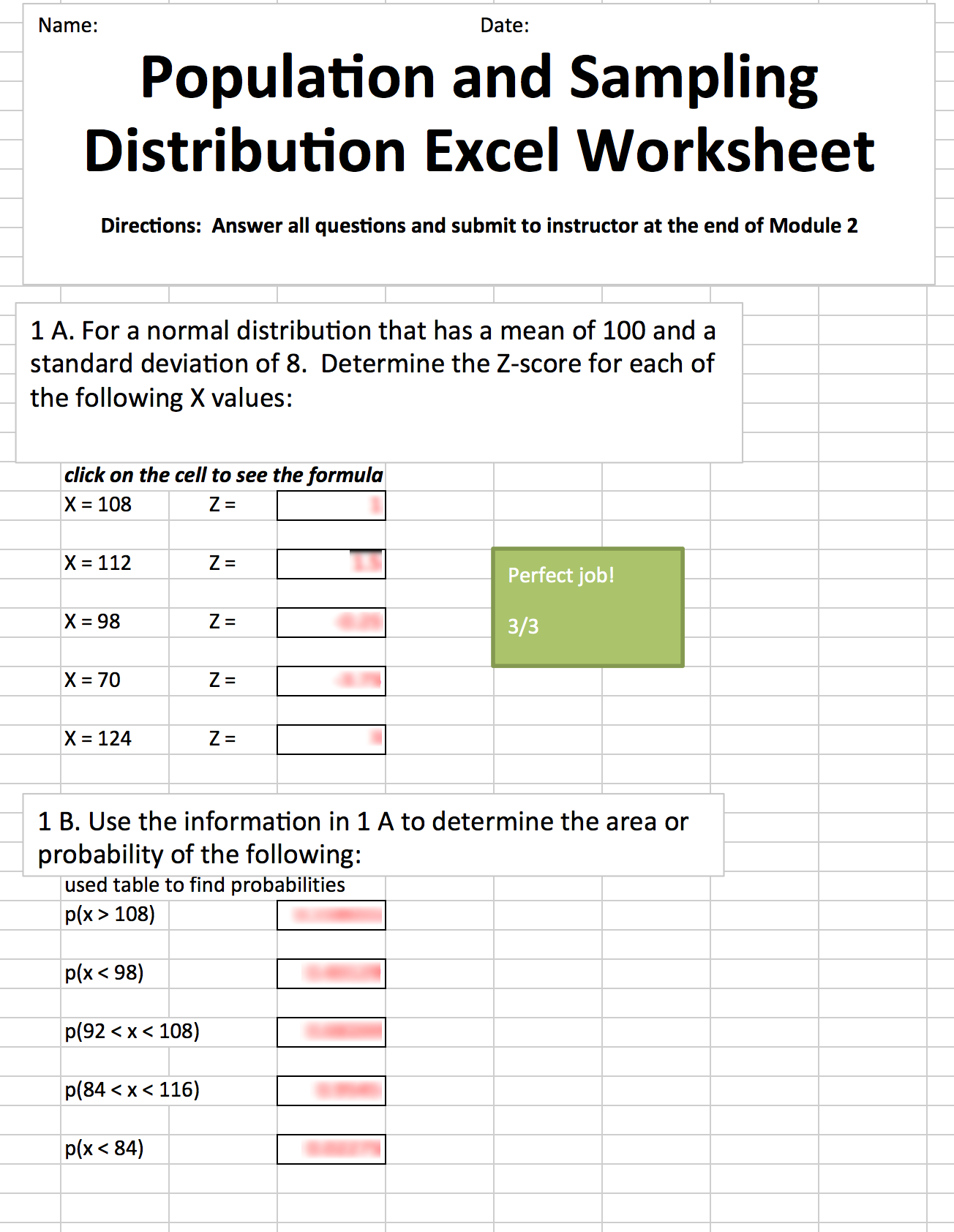Standard Deviation Worksheet With Answers Free Worksheets Library – Population Density Worksheet