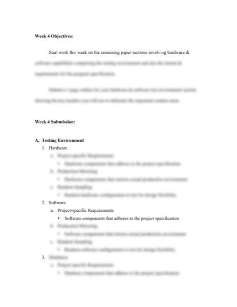 ACC 561 Week 2 LTA Financial Statement Relationship Paper