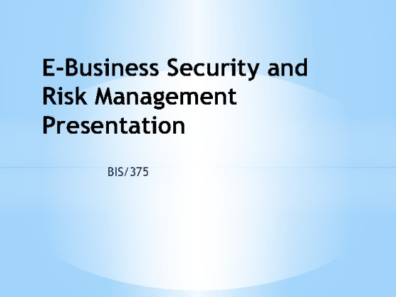 risk managment full assingmetn Procurement risk management developing strategies for improvement, detection and prevention sydney business school – corporate governance assignment 2.