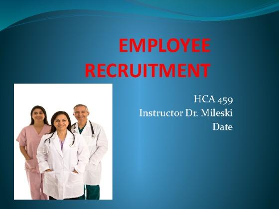hca 459 senior project powerpoint