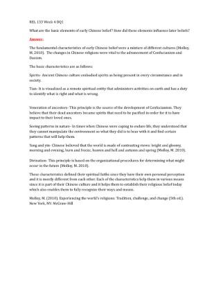 rel 133 taoism worksheet