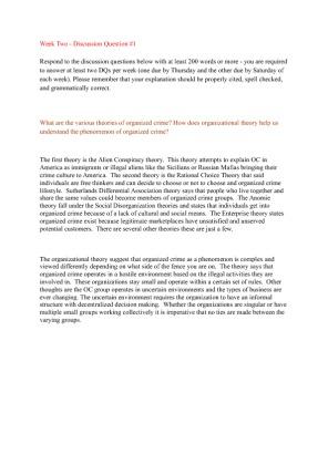 HCS 498 HCS/498 HCS498 Week 3 Discussion 1/DQ 1 Methodology -{NEW}