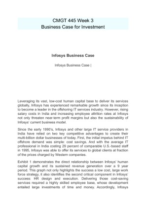 Business Case Studies, Corporate Governance & Business Ethics Case Study