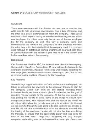 business school case study analysis