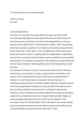 eco 203 principles of macroeconomics final paper Ashford eco 203 entire course / principles of macroeconomics  eco 203 week 1 dq 1 economics systems  eco 203 week 5 final paper  eco 203 week 1 dq 1 economics .