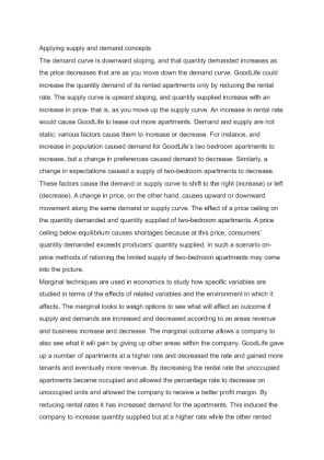 Applying Supply And Demand Concepts Essay Coursework Writing Service  Applying Supply And Demand Concepts Essay Business Plan Custom Home Builder also English Essays For Students  Essay On English Literature