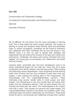 foundations for general education and professional Foundations of teaching for learning: being a professional from commonwealth education trust be encouraged to reflect upon what happens in your particular school or context and how this compares with these more general expectations for teachers and schools held by society and in various.