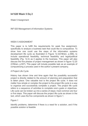 reaction paper to management information systemt inf The university information system supports and facilitates the university's study and research complex management currently, this system is  quick reactions and .