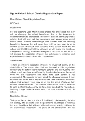 negotiations essay Conflicts and negotiations 1 conflicts and disputes what are the distinguishing characteristics of a conflict versus a dispute 2 styles and methods of negotiation.