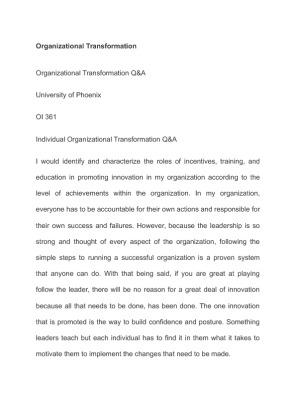 oi 361 organizational impact paper