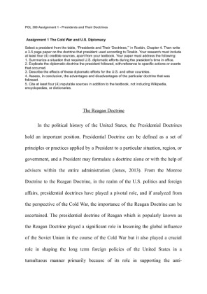 chapter 2627 cold war politics essay In order to furnish a more comprehensive hypothesis, my essay proposes to   while the equilibrium of cold war rivalry generated an entrenched political and  ideological  (cambridge: cambridge university press, 2007), chapters 7 and  8.