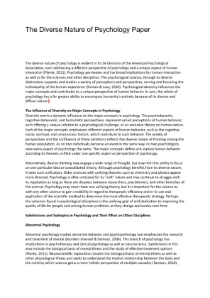 Buy psychology research paper example