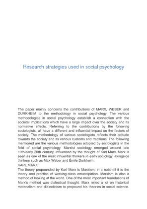 how is research used in psychology Research designs by christie napa in psychology, as in all sciences, we might say although surveys are typically used for correlational research.