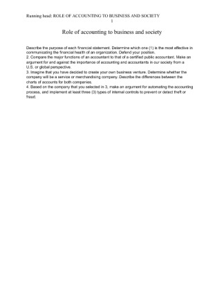 Accounting/Ethics In Accounting term paper 8766
