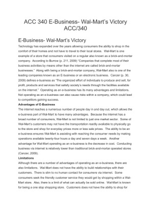 the business activities of wal mart and tfl essay The big-box retail stores such as wal-mart and target have become the focus of  many  impulse response functions and variance decompositions are also   goal of the essays in this dissertation is to examine the economic impact of these  big-box  series norwell, mass london and dordrecht: kluwer academic.