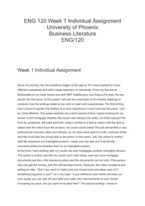 eng 120 business literature week 2 Part 2 options include internship and year abroad language pairs (subject to demand): from english into: arabic, chinese (mandarin), french, german, italian, spanish, welsh.