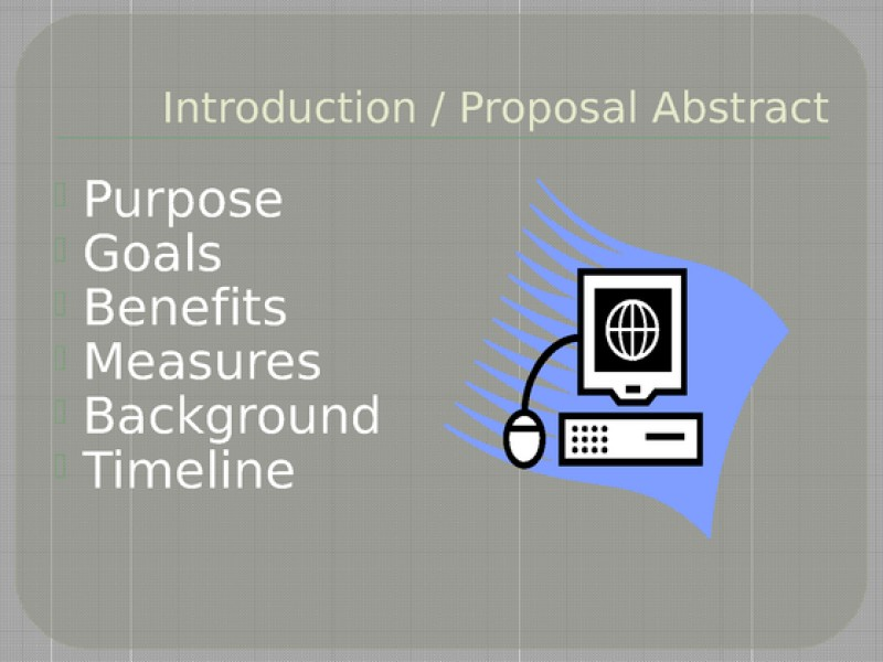 hcs 483 electronic health records proposal
