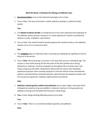 quiz on concepts and terms bshs 442 Study for concepts and terms quiz (week 4) study together the concepts and  terms you have learned thus far, includingthe following: the.